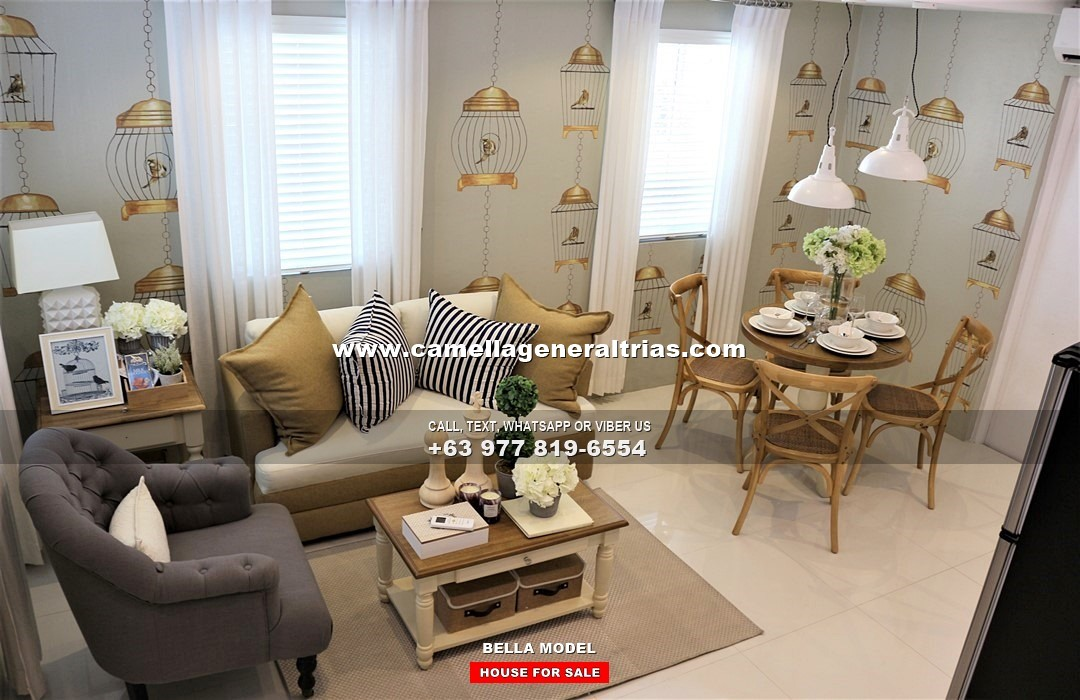 Bella House for Sale in General Trias