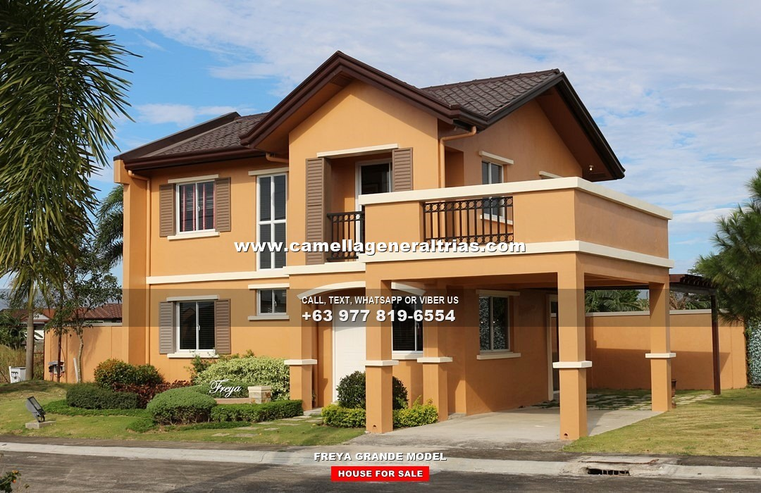 Freya House for Sale in General Trias