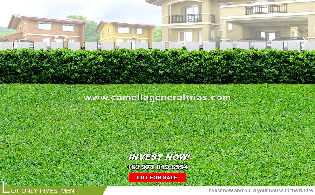 Lot House for Sale in General Trias