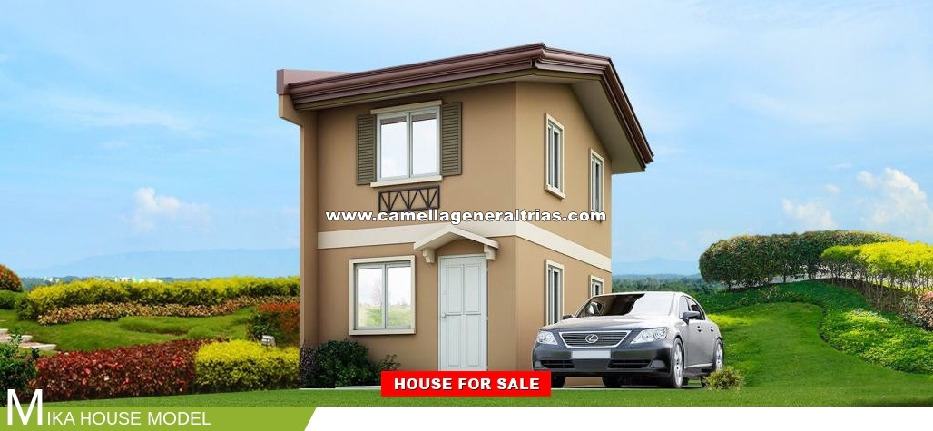 Mika House for Sale in General Trias