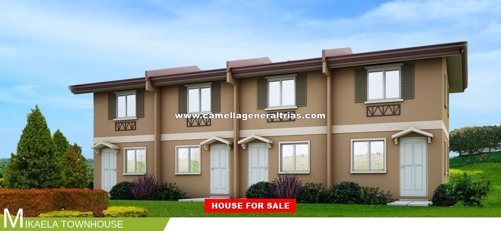 Mikaela House for Sale in General Trias