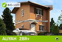 Aliyah - Affordable House for Sale in General Trias