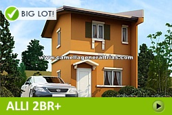 Alli - Affordable House for Sale in General Trias