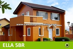 Ella House and Lot for Sale in General Trias Philippines