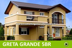 Greta House and Lot for Sale in General Trias Philippines