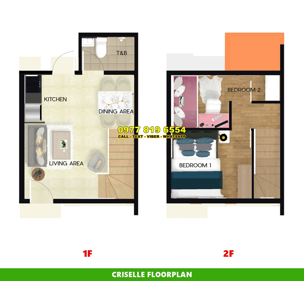 Criselle  House for Sale in General Trias
