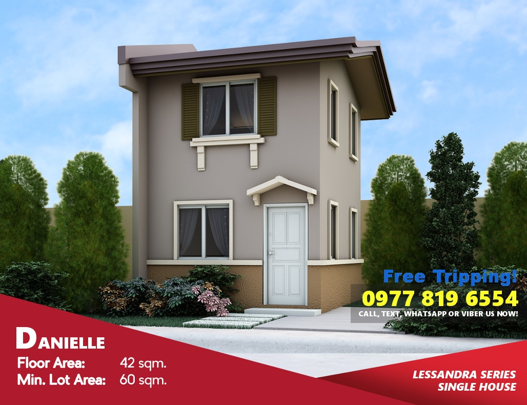 Danielle House for Sale in General Trias