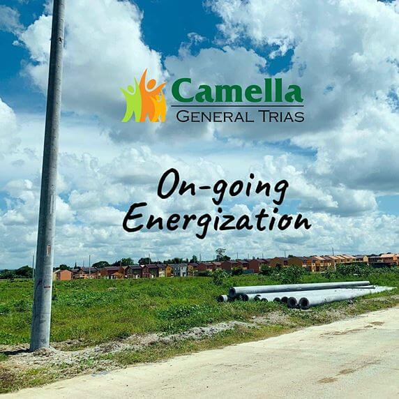 News regarding Camella General Trias.